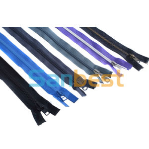 High Quality Nylon Zipper with Durable Teeth & Tape pictures & photos