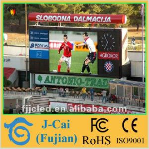 High Brightness P10 Outdoor Full Color LED Display pictures & photos