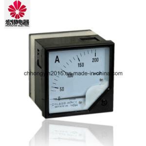 6c2-a Class 1.5 AC/ DC Analog Panel AMP Meter pictures & photos