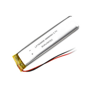654166 Hot Sale 3.7V 2ah Li-Polymer Battery pictures & photos