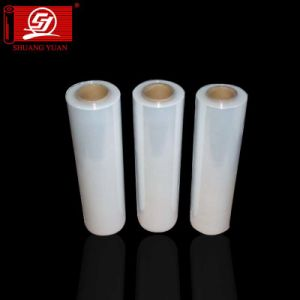 Strong Elongation 300% Protecitve Packing Trasparent Film Wrap pictures & photos