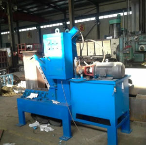 Waste Truck/ Radial Whole Tyres Cutting Machine/Cut Tyres Into Pieces pictures & photos
