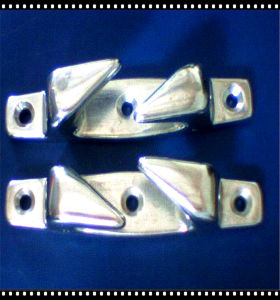 Skene Bow Chock with Sharp Cleat for Yacht pictures & photos