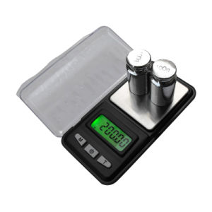 AAA Battery Backlight Jewelry Scale (XF-138) pictures & photos