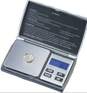 Backlight Diamond Jewelry Scale (XF-DS08B) pictures & photos