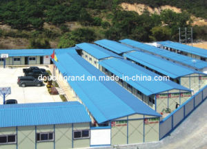 Steel Structure Building Prefab /Steel Sheds Prefab Workshop (DG2-047) pictures & photos