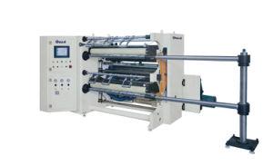 Rtfq-900d High Speed Label Sticker BOPP Film Fabric Slitter Rewinder Machine pictures & photos