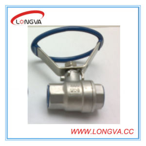 Stainless Steel Ball Valves with Oval Handle pictures & photos