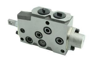 Toyota 7f/8f Monolithic Multi-Way Valve for Forklift pictures & photos