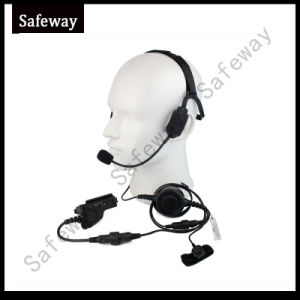 Military Bone Conduction Tactical Headset for Ht1000 pictures & photos