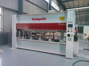 2016 Hot Sale Laminated Hot Press Machine pictures & photos