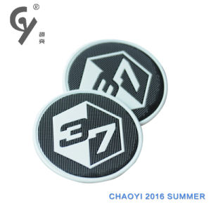 According to Your Request Customized Silicon&PVC Label for Garment and Cap