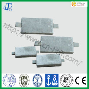 Zinc Alloy Sacrificial Anode for Anti-Corrosion