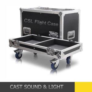 Customize Aluminum Stage Light Speaker Flight Case pictures & photos
