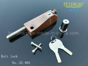 Zl-801 Beautiful Bathroom Safe Lock Dead Bolt Lock pictures & photos