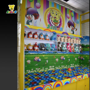Carnival Game Booth Content-Ice Cream Cup Throw Ball Into Cup Carnival Game Indoor Game Booth pictures & photos
