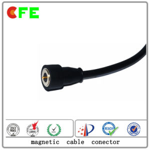 DC 12V Waterproof Magnetic Cable Connector for Laser Machine pictures & photos