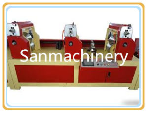 45m/Min Paper Egde Protector/Angle Board Machine with Ce (SANPPL-120DL) pictures & photos