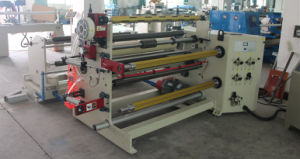 Automatic Wf1600A Laminate Slitting Machine pictures & photos