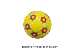 New Pattern Colour Size 5 Wholesale Training Promotional Soccer Ball pictures & photos