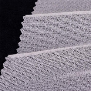 Eco High Quality Woven Fusible Interlining pictures & photos