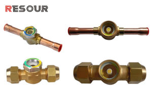 Brass Sight Glass for Refrigeration Parts pictures & photos