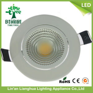 COB LED 7W Round Down Light pictures & photos