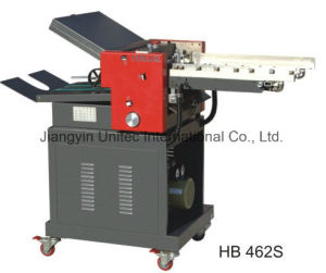 Hot Sale Products Good Quality Paper Folder Machine High Demands Hb 462s pictures & photos