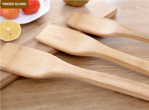 Eco-Friendly Tableware Bamboo Rice Shovel Wooden Rice Shovel pictures & photos