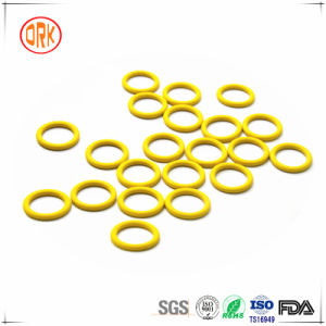 Yellow Viton/FKM O Ring for Industrial Components pictures & photos