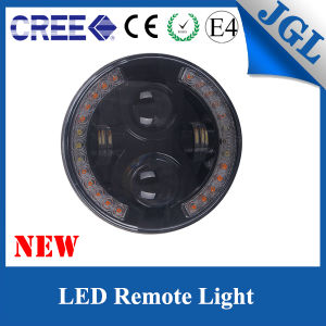 27W 7inch LED Headlight for Jeep Driving Light Turning Light ECE R112