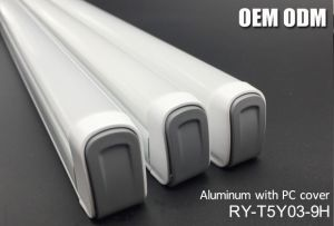 9W Ce RoHS UL Plastic Aluminum LED Linear Light pictures & photos