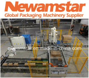 Newamstar Robot Stacker for Beverage Production Line pictures & photos