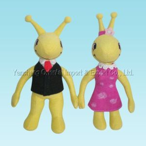 Plush Little Ant Toys with Clothes pictures & photos