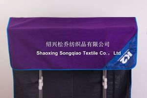 Polyester Fleece Picnic Blankets with Bandage pictures & photos