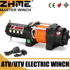 12V ATV 2500lbs Light Duty Samll Winch pictures & photos