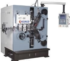 Kct-660 CNC Compression Spring Coiling Machine for 2.5-6mm Spring&Spring Coiler pictures & photos