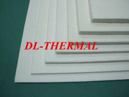 Zirconia Refractory Ceramic Fiber Industrial Equipment Filter Paper Low Shot Content pictures & photos
