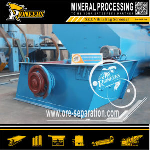 Efficiency Small Ore Vibrating Screen for Mining Screening Equipment pictures & photos