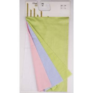 100% Cotton Plain Linen Like Fabric pictures & photos