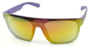 Fnp162359 New Design Quality Integrated Lens Big Frame Sunglasses pictures & photos