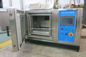 Desktop Programmable Climatic Stability Temperature Humidity Test Chamber pictures & photos