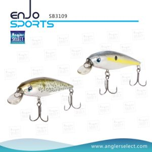 Stick Bait Shallow Gear Fishing Lure with Bkk Treble Hooks (SB3109) pictures & photos