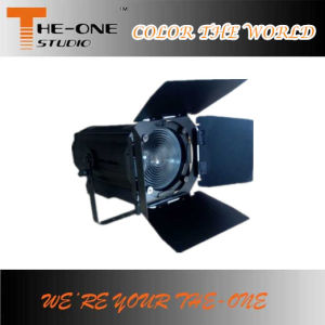 DMX Studio Video LED Fresnel Light pictures & photos