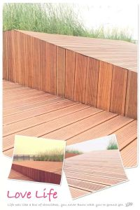 Bamboo Decking of Strand Woven Bamboo pictures & photos