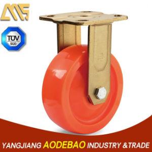 Heavy Duty Fix Nylon Caster Wheel