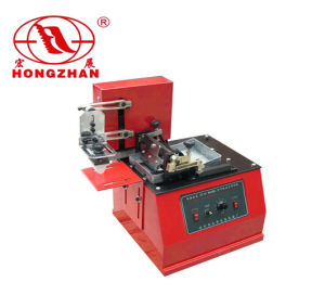 Date Printing Ink Coding Machine for Plastic, Toys, Glass, Metal pictures & photos