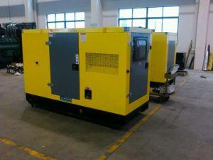 48kw/ 60kVA Silent Diesel Generating Set