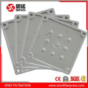 High Quality PP Material Recessed Filter Plate pictures & photos