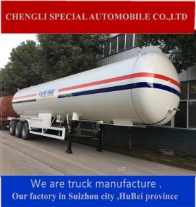 Maker Supplier Factory Manufacture LPG Transportation Tanker Trailer pictures & photos